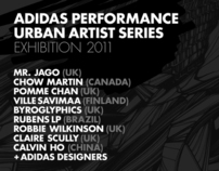 Adidas Exhibition in Berlin