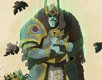 Dota2 - Wraith King