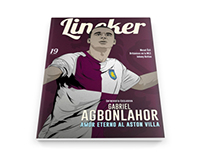 Cover Lineker Magazine #19
