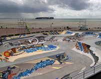 Skatepark Le Havre (2005)