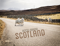 Hitch-hiking Scotland