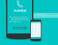 Justdial - UI/UX Concept