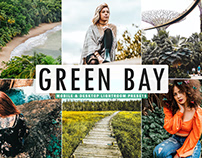 Free Green Bay Mobile & Desktop Lightroom Presets