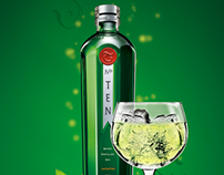 Tanqueray Tea-Ten Pack