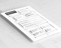Eridani – Resume Template