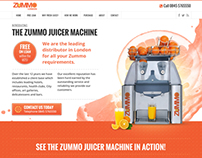 Zummo Juicer Machines