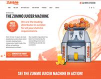 Zummo Juicer Machines