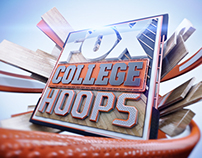FOX SPORTS: College Hoops Initial Design