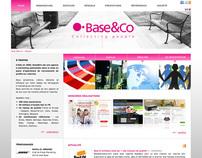 Site Web Base&Co