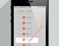 CostControl for iOS