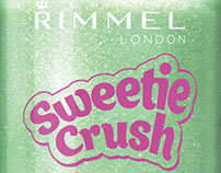 Rimmel London - Sweetie Crush Nail Polish