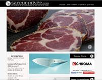 Site Saveur Privée