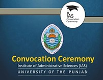 IAS CONVOCATION CEREMONY 2014