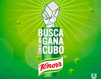 Busca y Gana con Knorr