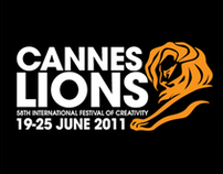 Cannes Lions Hotel Card Design