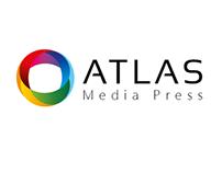 Atlas Media Press Branding Identity Project