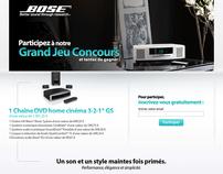 Jeu-concours Bose