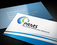 PRMS Corporate Design