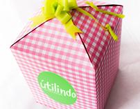 Útilindo - Branding / packaging