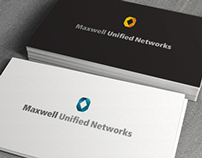 Maxwell Unified Network Logo Design