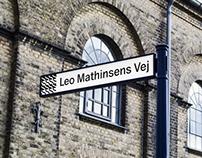 Copenhagen Signage System