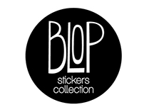 BloP Stickers Collection