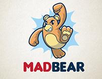 MADBEAR logo