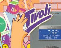 Designboom X Tivoli Audio Billboard