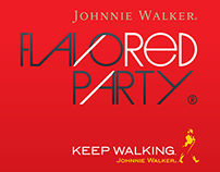 Johnnie Walker Flavored Party