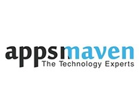AppsMaven Logo Design