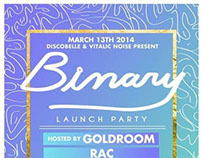 Binary SXSW Showcase