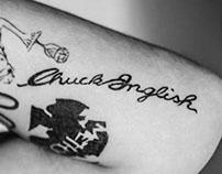 Chuck Inglish Logo