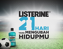 LISTERINE®   21 Day Challenge How To Video