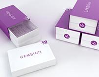 Gemsign - Brand Identity