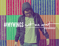 #MYWINGS (for Red Bull North America)