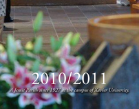 Bellarmine Chapel 2010–2011 Stewardship Report