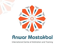 Anwar Al Mostaqbal Corporate Identity recreation