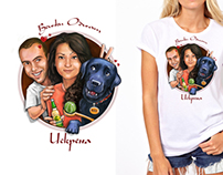 T-shirt concept 1