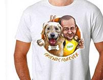 T-shirt concept 2