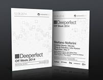 Deeperfect Off Week 2014