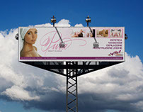 Pura Beauty Lab Advertising