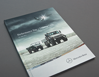 60 Jahre Mercedes-Benz Unimog