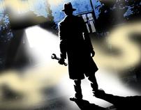 Crime Novel Covers