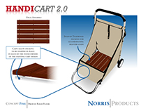 Sporty's Pilot Shop Handi-Cart 2.0
