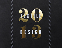 Textile Design Exhibition Catalogue