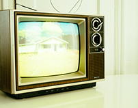 Analog TV Digital Picture Frame