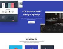 Web Agency Website