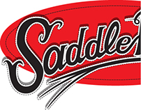 Saddle Bums Logo