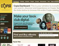 eBook reading and social platform.