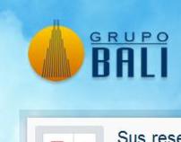2010 - Grupo Bali Hotels